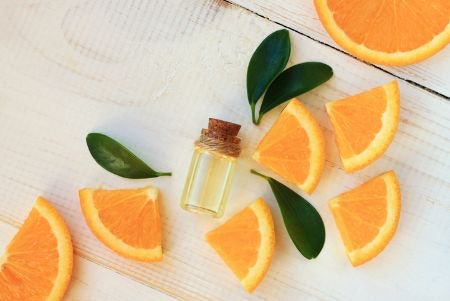 To Uplift Your Spirits, Consider Citrussy or Sweet Scents