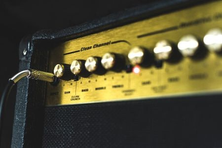 Tube Amps Have an Organic Tone but Can Be Too Loud