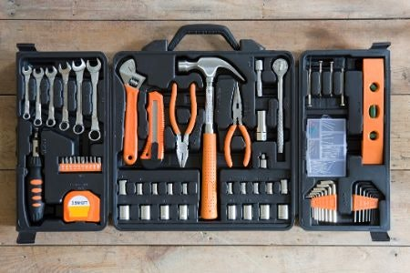 Make Sure Your Tool Kit Contains at Least These Essentials