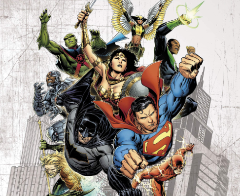 Choose a Team-Up Story Featuring Several Heroes Working Together to Battle Cataclysmic Events