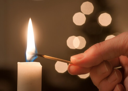 How to Care for Your New Candle