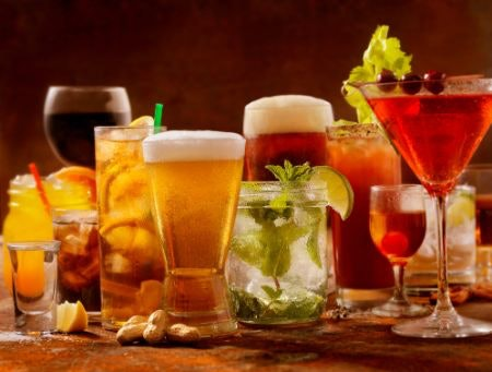 Consider the Types of Alcohol and Whether You Want a Variation