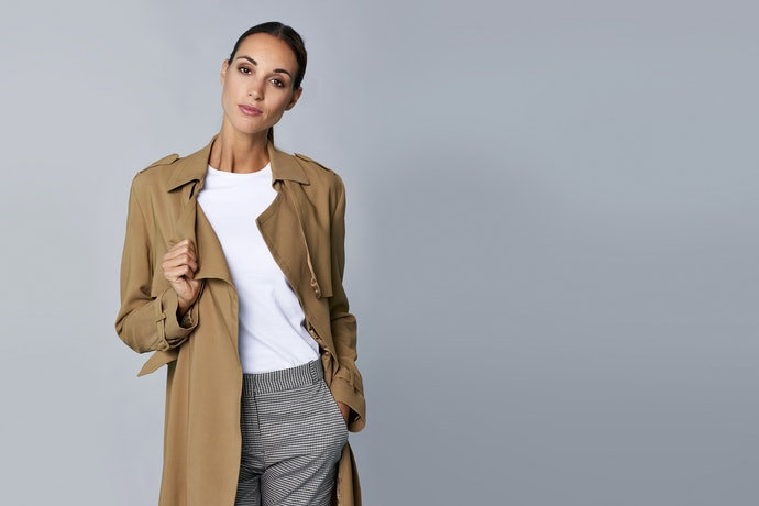 Trench Coats Look Smart With Both Casual and Formal Wear but Aren't Always the Most Water-Resistant Option