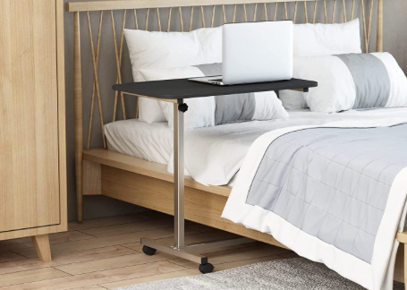 Select Designs With Castors for Easier Movement While in Bed