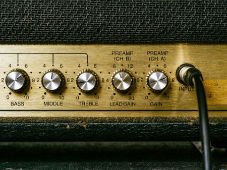 Select an Amp With a Suitable Wattage