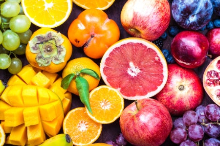 Scope Out the Real Fruit Percentage for an Idea on Quality