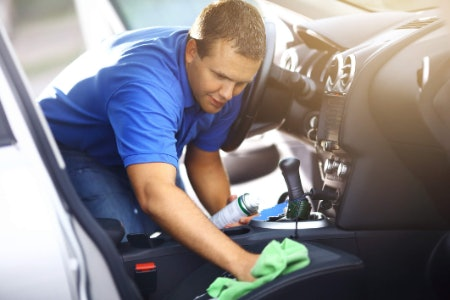 Check How to Keep Your Car Seat Cushion Clean