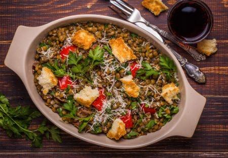 Merlot: Roasted Vegetables and Stews