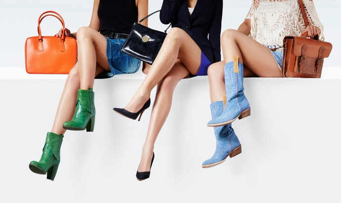 Consider Leg Length: Knee-High Boots Are Chic, Ankle Boots Look Preppily Cute
