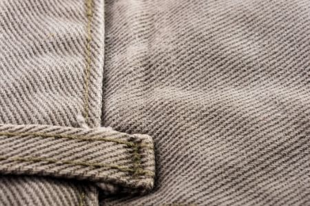 Twill Is Robust and Its Weave Hides Stains Well