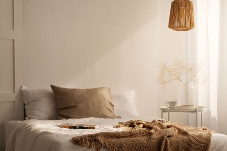Cotton and Linen Are Popular Natural-Fibre Choices