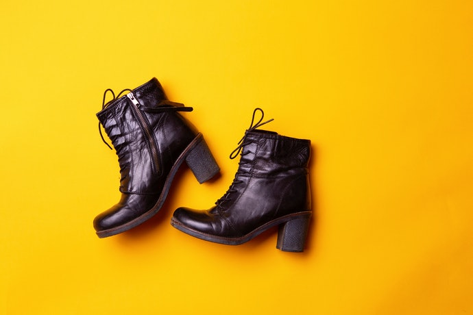 Heeled Boots Add Height and Are Great for Parties and Glamorous Nights