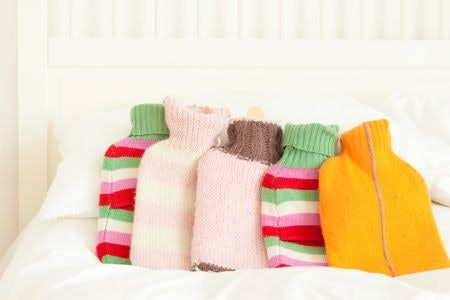 Buy a Hot Water Bottle With a Cover for Safe Use