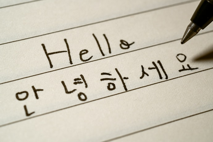 An Introduction to the Hangul Alphabet