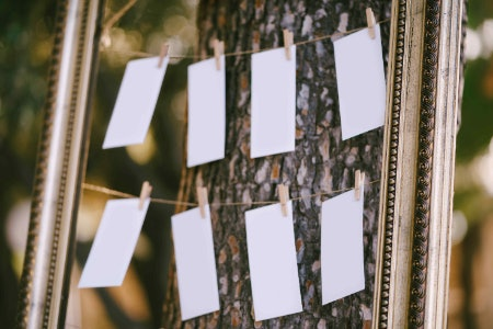 Wedding Guest Book Picture Frames Are Perfect to Display at Home