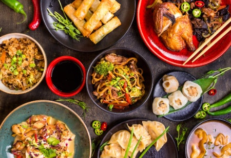Have a Taste of Everything With 'General' Chinese Cookbooks