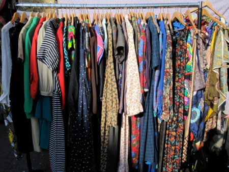 Vintage Clothes May Sell for Less but Are in High Demand