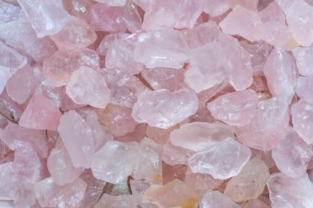 Rose Quartz Is Purifying and Reassuring