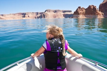 Measure Your Child's Chest to Make Sure Their Life Jacket Sits Right