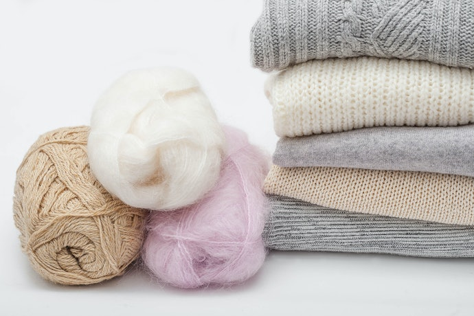 Animal and Plant Fibres Like Wool, Cashmere and Silk Are Soft and Strong But May Be More Costly