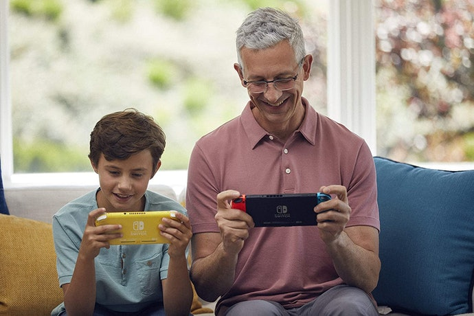 Multiplayer Options Let You Share the Fun With Family and Friends