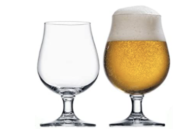 Goblets Are Best Suited to Heavy, High ABV Beers