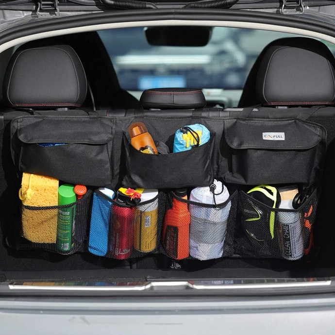Car Boot Organisers Keep Your Shopping and Essentials Sorted