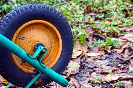 Consider the Tyre Options: Pneumatic or Plastic