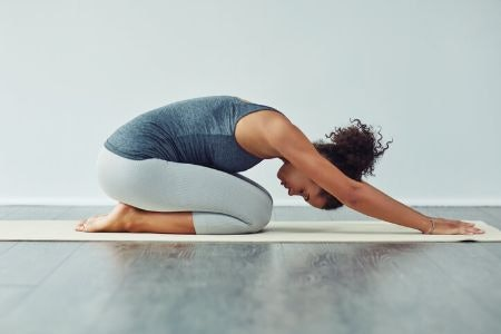 Yoga Helps to Strengthen the Body and Calm the Mind