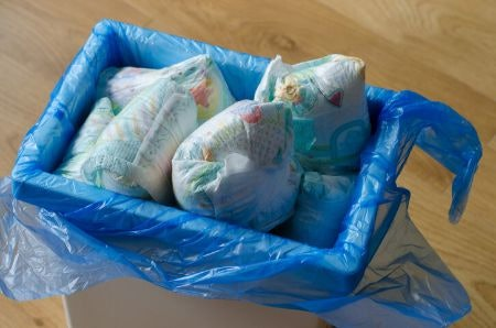 Consider Biodegradable Nappies If You're Worried About the Environmental Impact