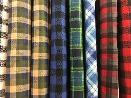Choose Elastane Blends for a Tighter Fit, or Organic Cotton for Eco-Credentials