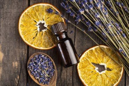 Citrus, Bergamot and Mint: Oils to Energise and Uplift