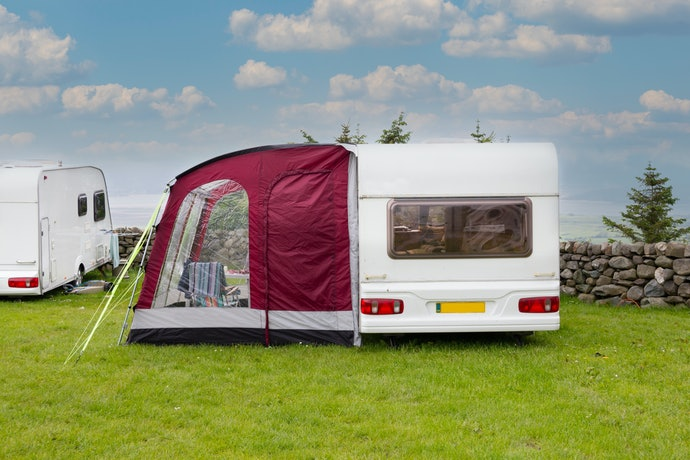 Tent Awnings Are Great for Extra Sleeping Space