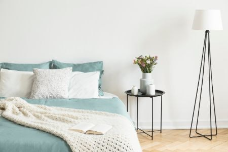 Consider Colour: Wood and Muted Colours Go With Everything