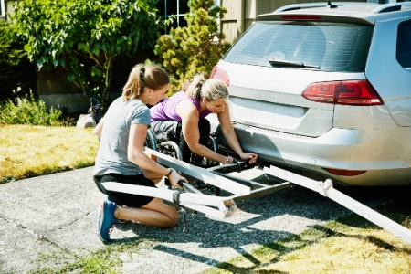 Towbar Racks Can Carry the Most Weight
