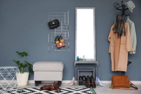 Hang as Many Clothes as You Like, as Long as It's Within the Load Capacity
