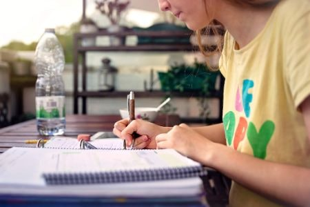 Practice Makes Perfect! Workbooks With Written Exercises Can Help You Retain Information