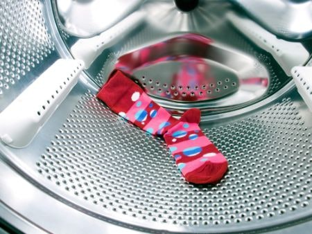 Socks That Can Be Put in the Washing Machine Will Save Time