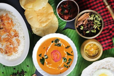 South Indian Recipes Rely on Fragrant Herbs and Sweet Ingredients