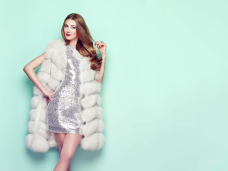 For a Fashion Statement, Go for Faux Fur