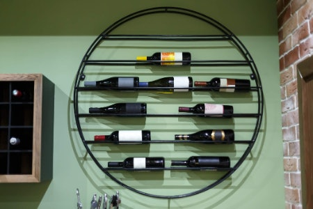 Choose a Type Depending on Where Your Wine Is Destined to Lay