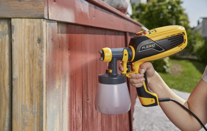 Airless or HVLP: Choose the Right Paint Sprayer for the Job