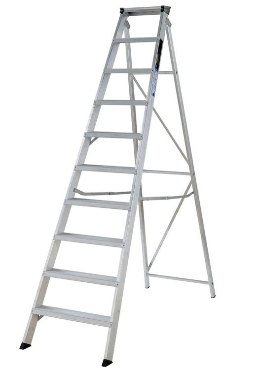 Metal Step Ladders Are Lightweight and Long-Lasting