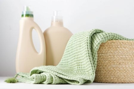 Choose Detergents With Recyclable or Biodegradable Packaging