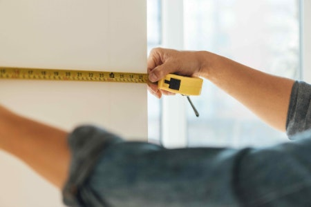 Check the Size Measurement to See if It'll Fit Into Your Space