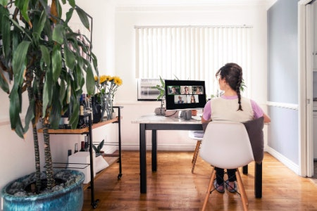 Working From Home Features Enable Teams to Collaborate
