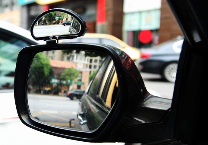 Select a Shape to Suit Your Side Mirror and Vehicle