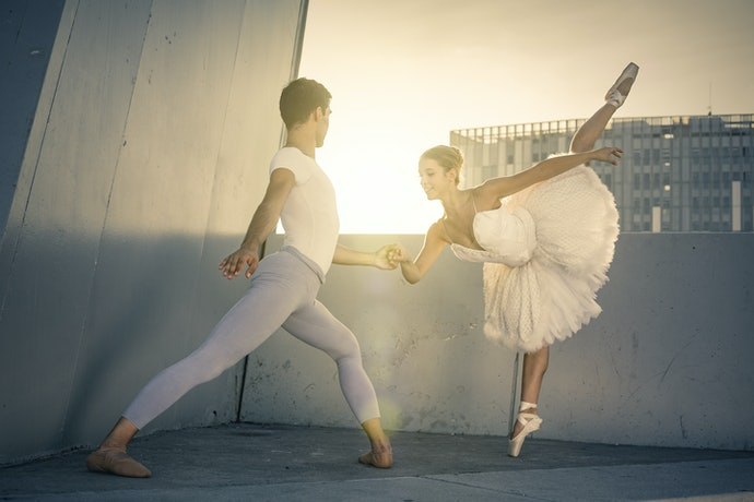 Ballet Tights Can Be for Men or Women