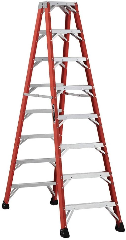 Twin Step Ladders Get the Job Done Faster