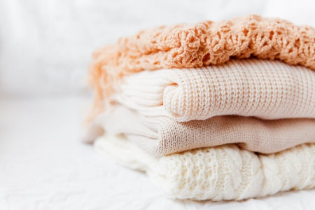 Natural Fabric Scarves Are Perfect for Dressing up an Outfit With